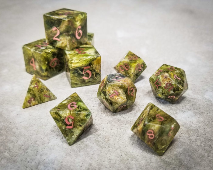 Hops Dice from Artisan Dice