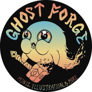 Ghost Forge logo